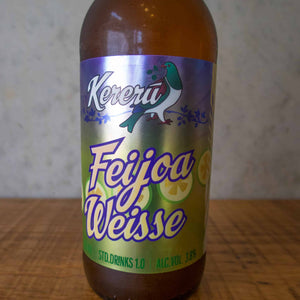 Kereru Feijoa Weisse 330ml 3.8% - Bottle Stop