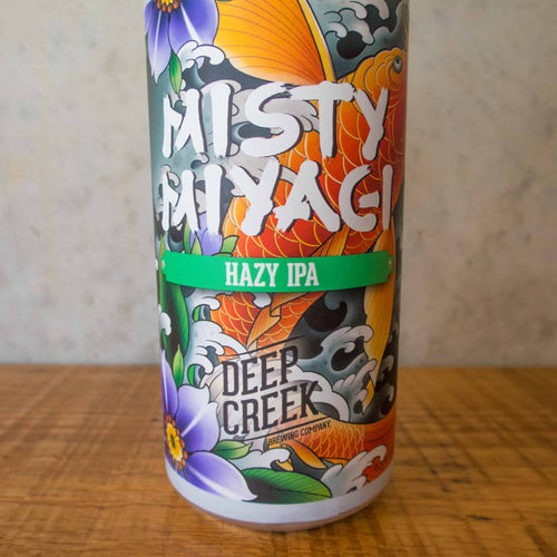 Deep Creek Misty Miyagi IPA 6.5% - Bottle Stop