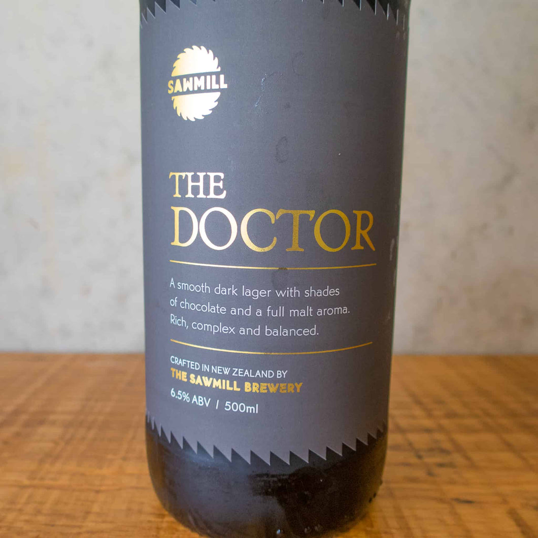 Sawmill The Doctor 6.5%