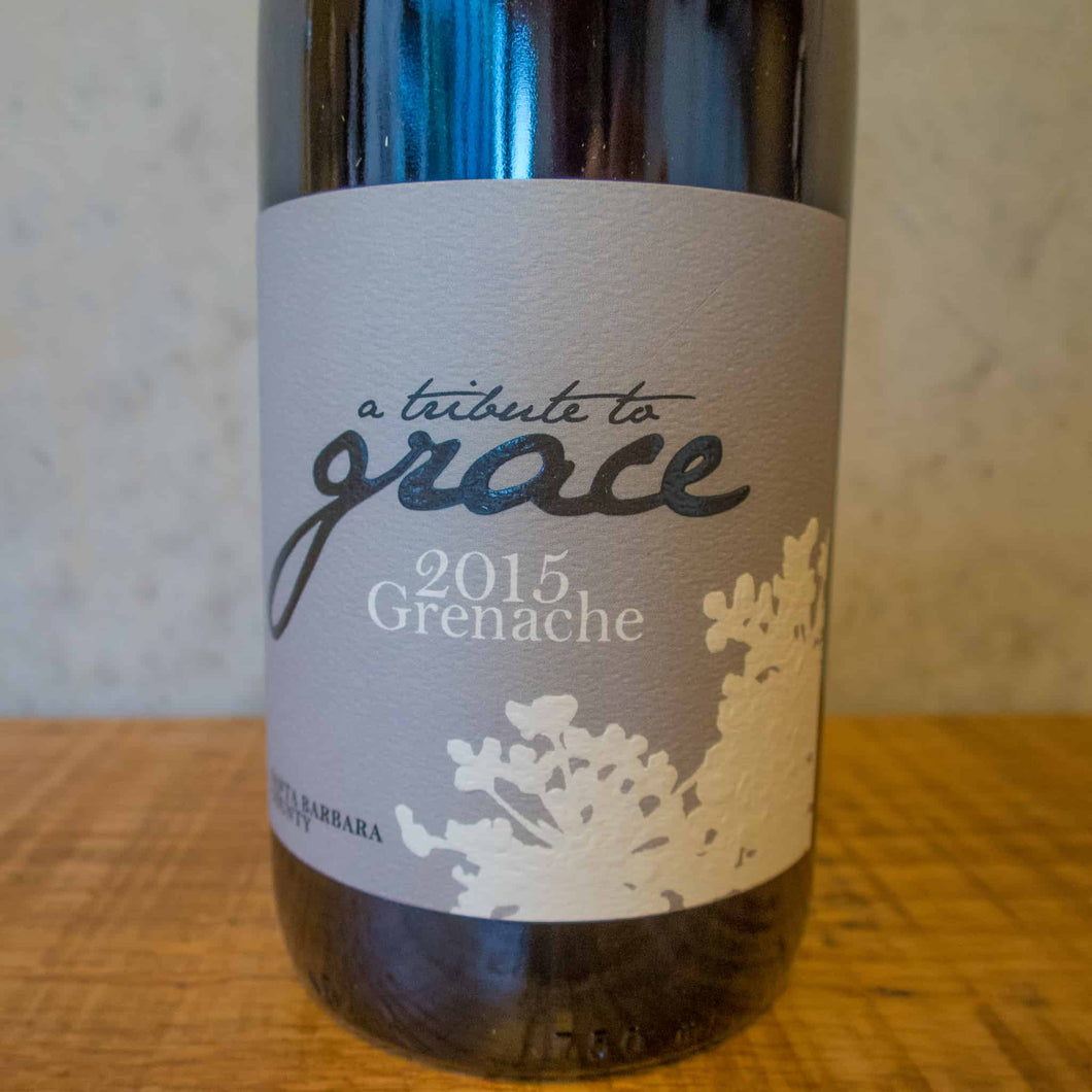 A Tribute To Grace Grenache 2015 - Bottle Stop