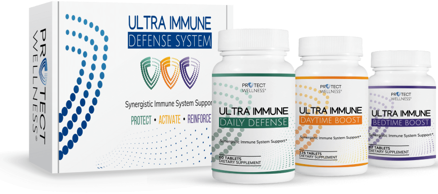 Ultra Immune Defense Package