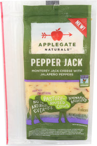 CHEESE SLICED PEPPER JACK