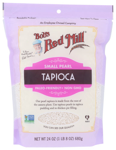 Tapioca Small Pearls Bobs Red Mill