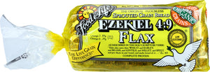 Ezekiel Flax Sprouted Bread