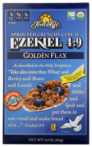 Food For Life Ezekiel Golden Flax