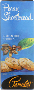 COOKIE SHORTBEARD PECAN WF GF