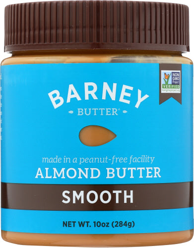 Barney Almond Butter Smooth 10oz