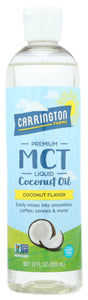 Carrington Farms MCT Oil fro Coconuts