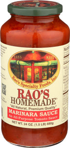 Rao's Homemade Marinara Sauce 24 oz