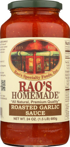 Roasted Garlic Sauce Raos