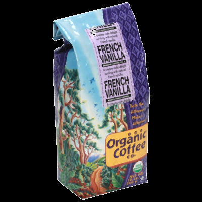COFFEE BEAN FRENCH VANILLA ORGANIC