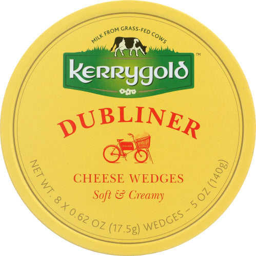 Dubliner Cheese Wedges Kerrygold