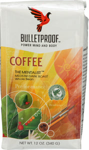BulletProof Coffee Whole Bean Mentalist
