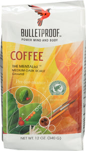 BulletProof Coffee Ground Non Dairy Mentalist