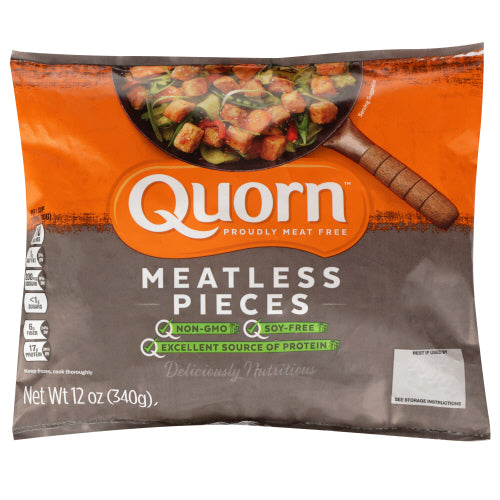 Quorn Meatless Pieces 12 Oz