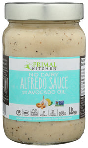 No Dairy Alfredo Sauce Primal Kitchen