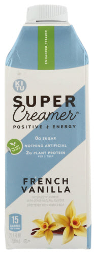 Kitu Super Creamer French Vanilla