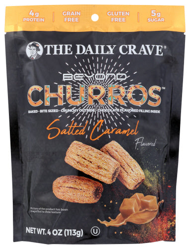 The Daily Crave Caramel Churro