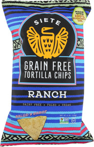 Siete Ranch Tortilla Chips