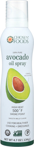 Avocado Oil Spray Chosen Foods