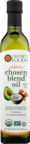 Chosen blend Oil Chosen Foods