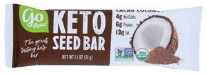 Go Raw Keto Seed Bar