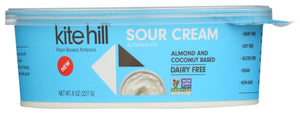 Kite Hill Sour Cream Almond Milk