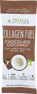 Chocolate Coconut Collagen Protein Packet