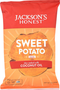 Chip Potato Sweet N Ccnut Oil