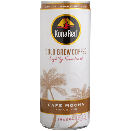 Konared Coffee Cold Brew Cafe Mocha