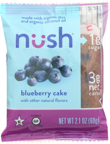 Blueberry Cake Nush