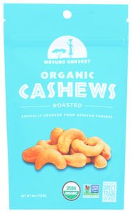 Roasted Cashews Mavuno Harvest