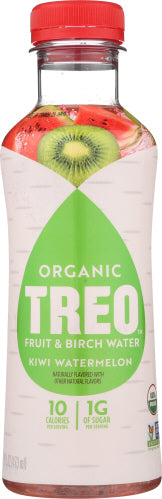 Organic Treo Fruit & Birch Water Kiwi Watermelon