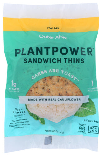 Outer Aisle Italian Sandwich Thins