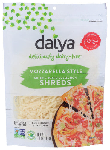 Daiya Cuttingboard Mozzarella Shreds