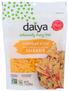 Daiya Cutting-board Cheddar Style Shreds