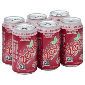 SODA GRAPEFRUIT CITRUS 6PK