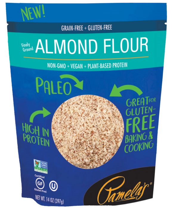 Pamelas Almond Floud