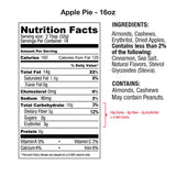 Apple Pie Almond Casher Nut Butter