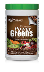 Power Greens Espresso