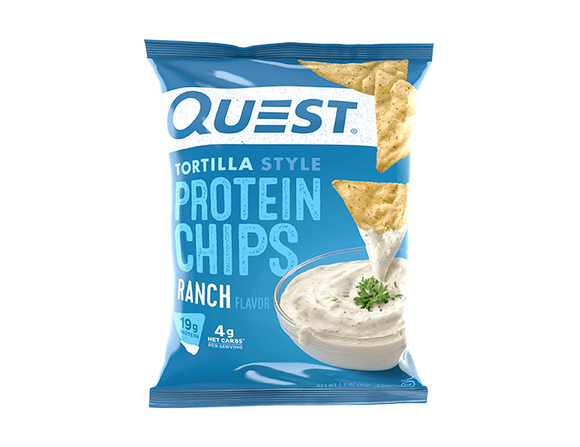 Tortilla Ranch Chips Quest