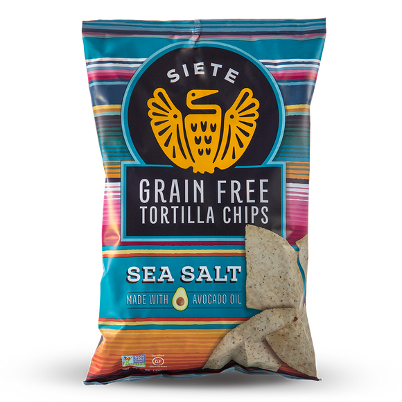 Siete Sea Salt Tortilla Chips
