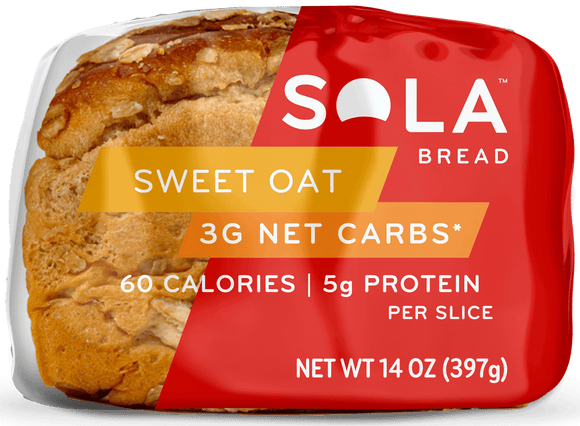 Sola Bread Sweet Oat