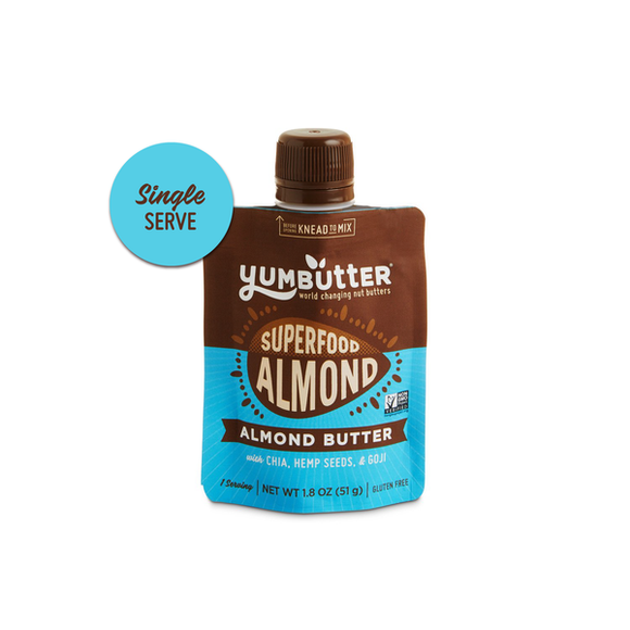 Yumbutter Superfood Almond