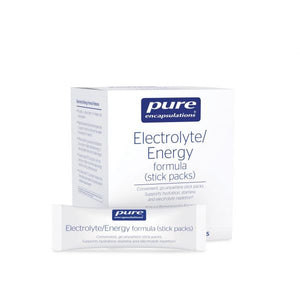 Electrolyte/Energy Sticks Pure Encapsulations