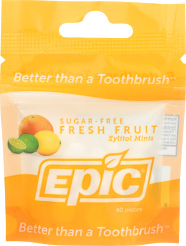 Epic Fruit Mint Xylitol Mint