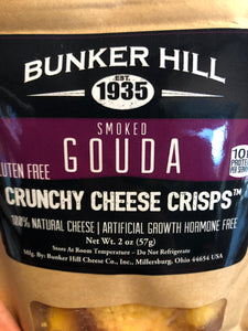 Bunker Hill Smoked Gouda Crunchy Cheese Crisp