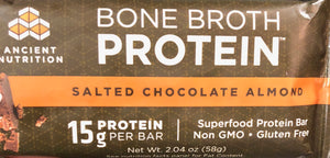 Bone Broth Protein Salted Chocolate Almond
