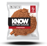 "KNOW Better - Cookies ""Cinnamon"""