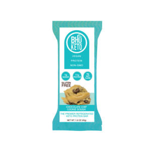 BHU Keto Chocolate Chip Cookie Dough